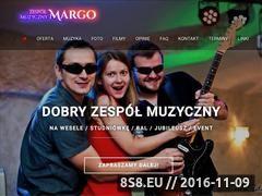 Miniaturka domeny zespolmargo.waw.pl