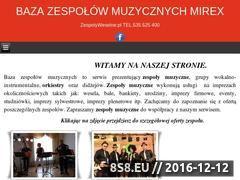Miniaturka domeny www.zespolyweselne.pl
