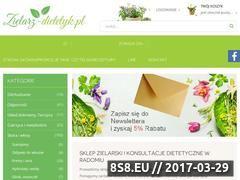 Miniaturka zielarz-dietetyk.pl (Sklep zielarski i dietetyk w mieście Radom)
