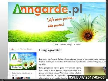 Zrzut strony Profesjonalne usługi ogrodnicze na terennie Wrocławia i okolic.