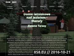 Miniaturka domeny zielonetarasy.com