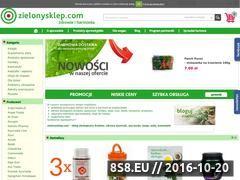 Miniaturka domeny zielonysklep.com