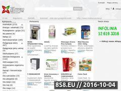 Miniaturka domeny www.ziolamiody.pl