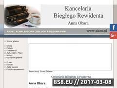 Miniaturka domeny www.zkco.pl