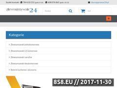 Miniaturka zlewozmywak24.pl (Polskie zlewozmywaki granitowe)