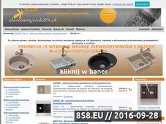 Miniaturka domeny www.zlewozmywaki24.pl