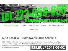 Miniaturka domeny zlomowanieautaszczecin.pl