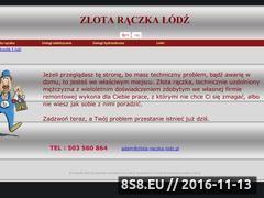 Miniaturka domeny zlota-raczka-lodz.pl