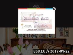 Miniaturka domeny www.zlotaroza.pl