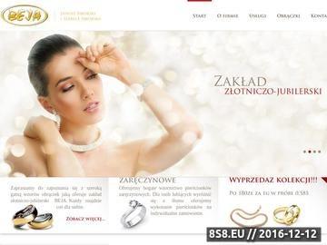 Zrzut strony Złotnik Szczecin