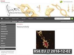 Miniaturka domeny www.zlotojubiler.pl