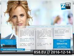 Miniaturka domeny www.zmbiurorachunkowe.pl