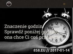 Miniaturka znaczenie-godzin.pl (Znaczenia godzin)
