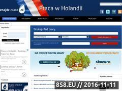 Miniaturka domeny www.znajdz-prace.nl