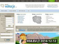 Miniaturka domeny www.znajdzwakacje.eu