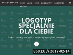 Miniaturka domeny www.znakgraficzny.pl