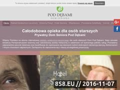 Miniaturka domeny www.zolpoddebami.pl