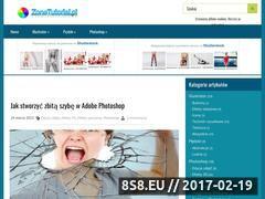 Miniaturka domeny zonetutorial.pl