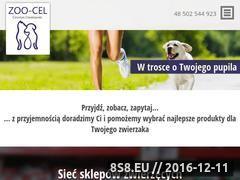 Miniaturka domeny zoo-cel.pl