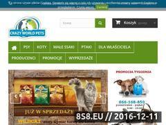 Miniaturka domeny www.zoo-karma.pl