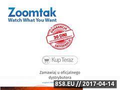 Miniaturka zoomtakpolska.pl (Zoomtak uplus)