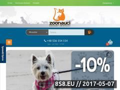 Miniaturka domeny zoonauci.pl