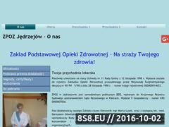 Miniaturka domeny zpozjedrzejow.pl