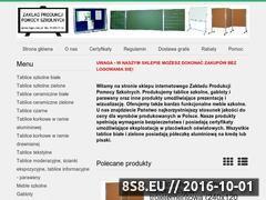 Miniaturka domeny www.zpps.com.pl