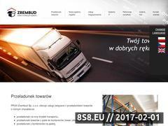 Miniaturka domeny www.zrembud.com.pl