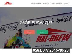 Miniaturka domeny www.zrobelewacje.pl