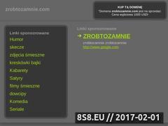 Miniaturka domeny zrobtozamnie.com