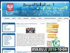 Miniaturka domeny zs3sepolno.edu.pl