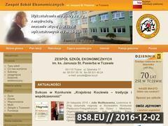 Miniaturka domeny www.zse.tcz.pl