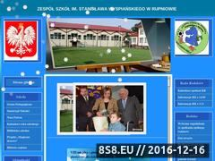 Miniaturka domeny zsrupniow.hekko.pl