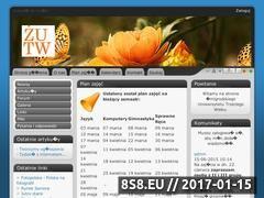 Miniaturka domeny zutw.hekko.pl