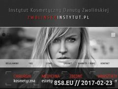 Miniaturka domeny www.zwolinska.krakow.pl