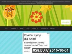 Miniaturka domeny www.zyraffa.pl